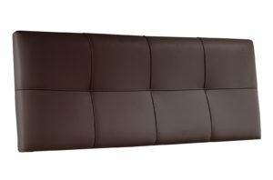 Cabecero cama marron