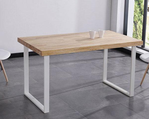 mesa comedor madera NATURAL 2