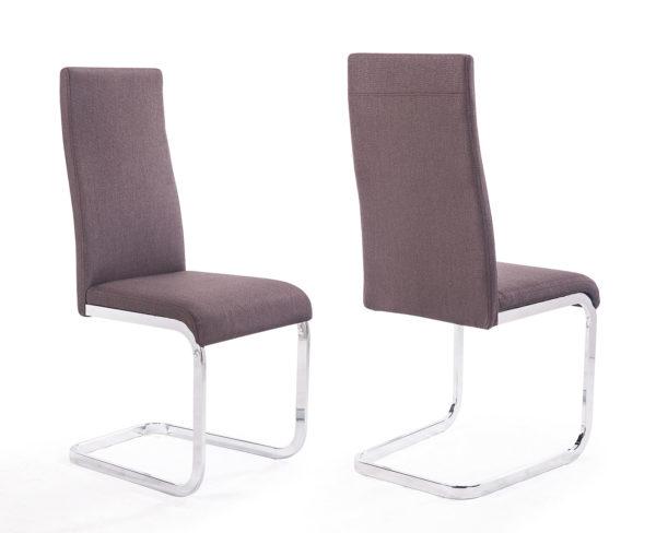 silla comedor marrón OPERA 1