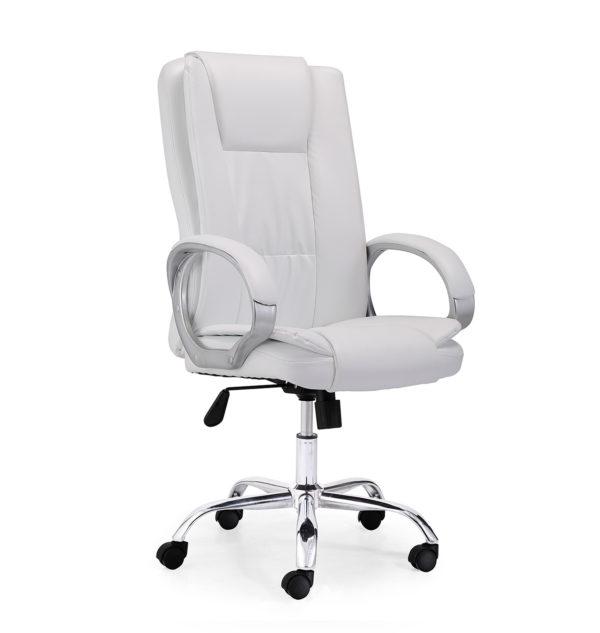 Silla escritorio blanca ATLAS 1