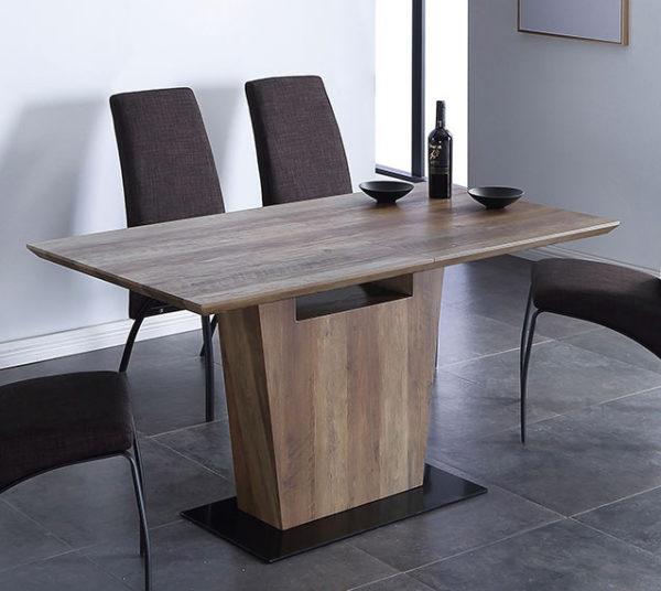 Mesa extensible madera CENTURY 1