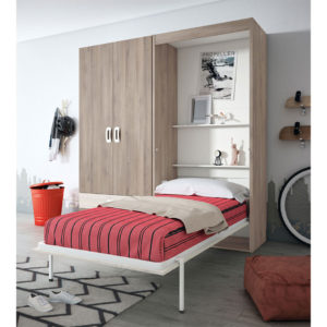 Cama abatible vertical GAMES 17