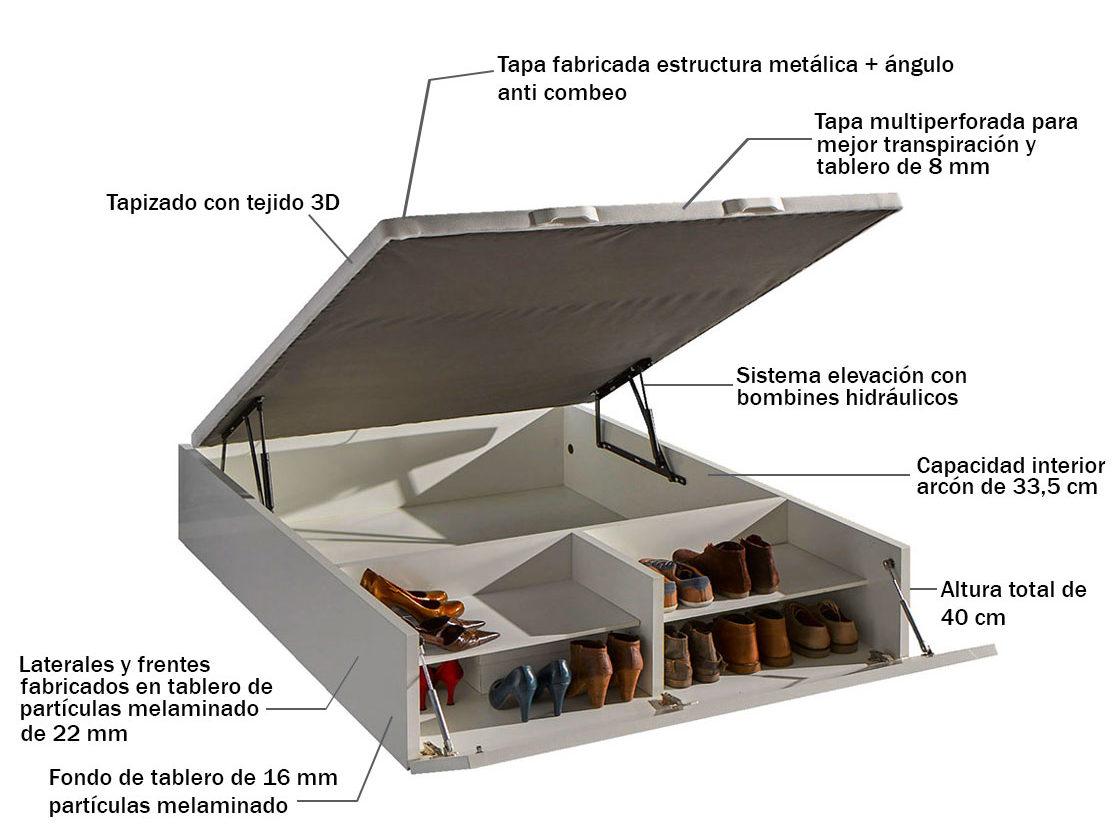 Canapé abatible zapatero SCARPA 3