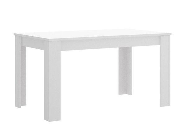 Mesa comedor extensible DINE blanco 3