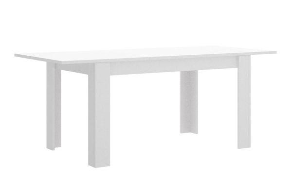 Mesa comedor extensible DINE blanco 4