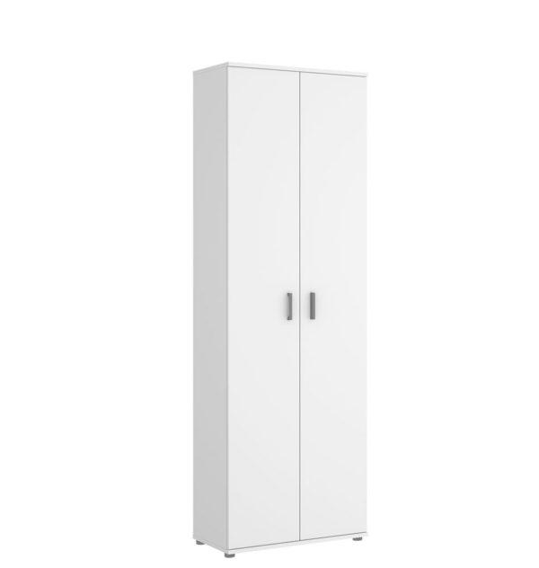 Armario multiusos de 2 puertas y 3 estantes FIT 1