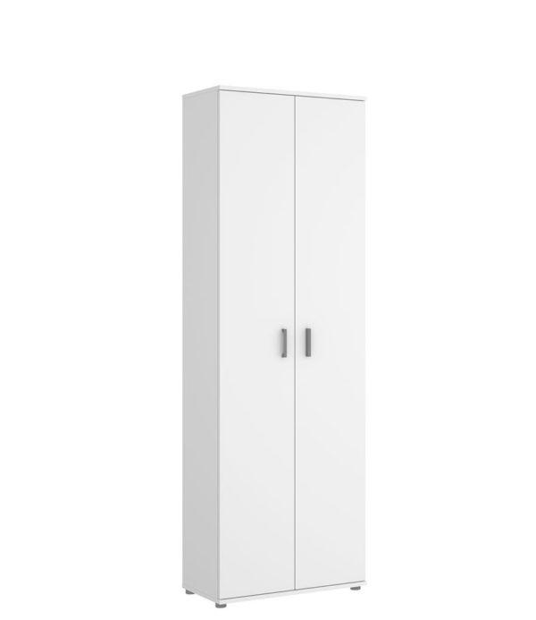Armario multiusos de 2 puertas y 6 estantes FIT 1