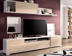 Mueble TV Moderno KEN 7
