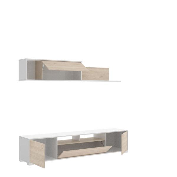 Mueble TV Moderno KEN 4