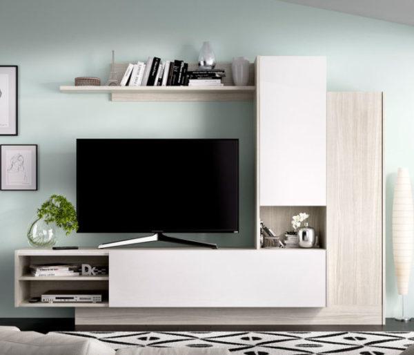 Mueble moderno salón ELM 1