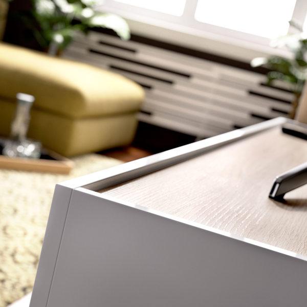 Mueble de madera salón ENNA 4