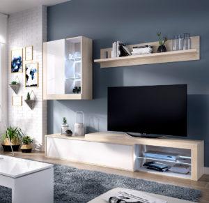 Mueble salón televisión KOLN 6