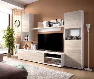 Mueble salón moderno LUKA 8