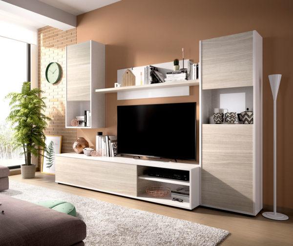 Mueble salón moderno LUKA 1