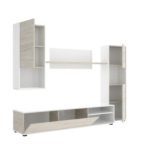 Mueble salón moderno LUKA 6