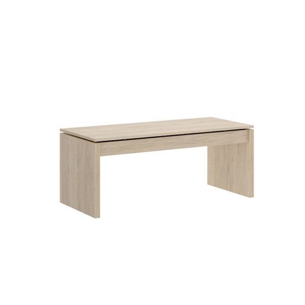 Mesa centro salón madera SIDE 3