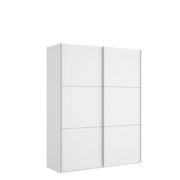 armario blanco puerta corredera