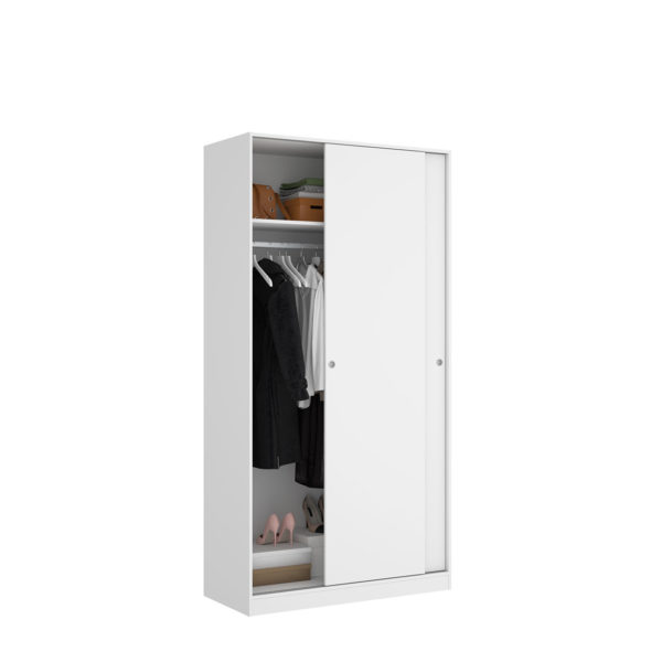 Armario puerta corredera 100 cm