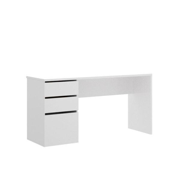 mesa de escritorio barata blanca shiro