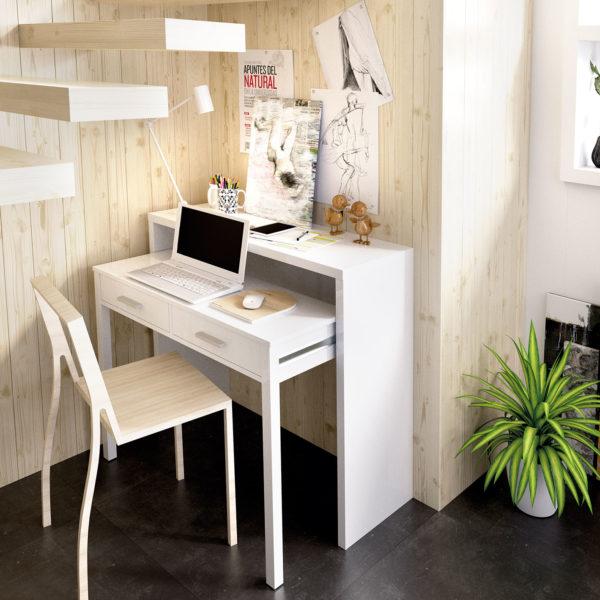 mesa de estudio extensible seven