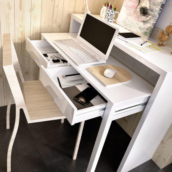 Mesa de estudio extensible SEVEN 1