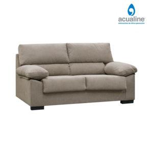 sofa de dos plazas berlin color beig