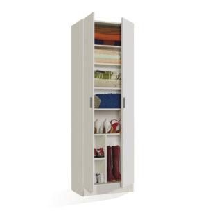 Armario 2 puertas con estantes USE 3