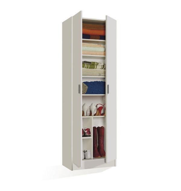 Armario 2 puertas con estantes USE 1