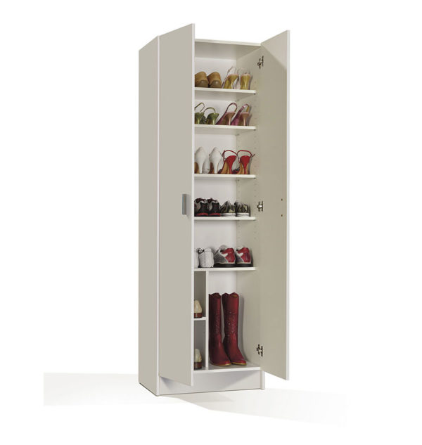 Armario 2 puertas con estantes USE 2