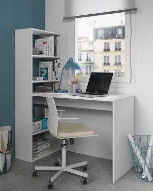 Mesa de escritorio + estantería GIO 7