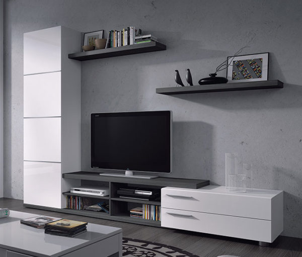 Mueble salón TV LISANDRA 1
