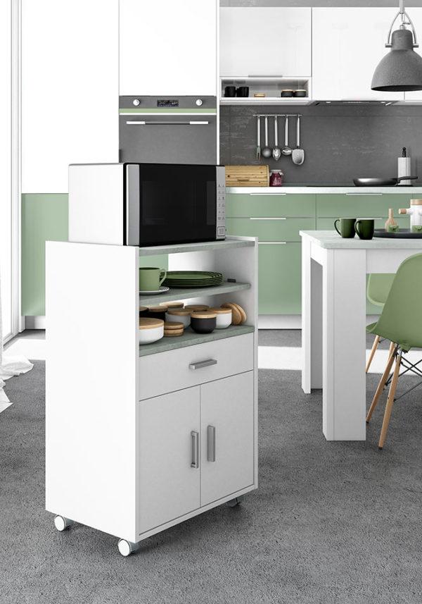 Mueble cocina microondas CHEFF 2