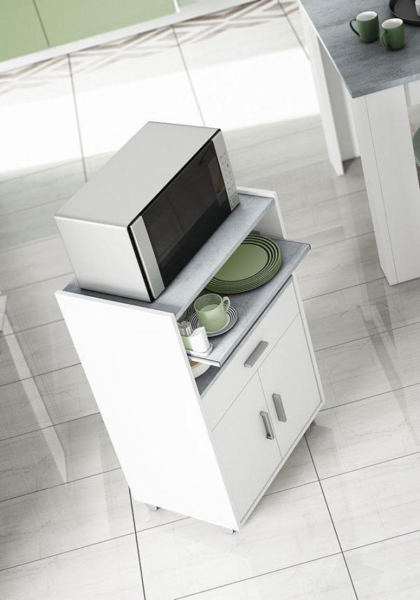 Mueble cocina microondas CHEFF 3
