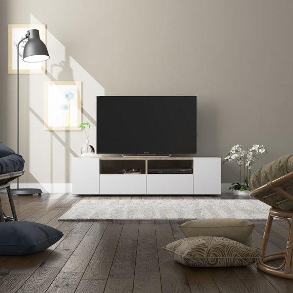 Módulo TV 4 puertas ENZO 5