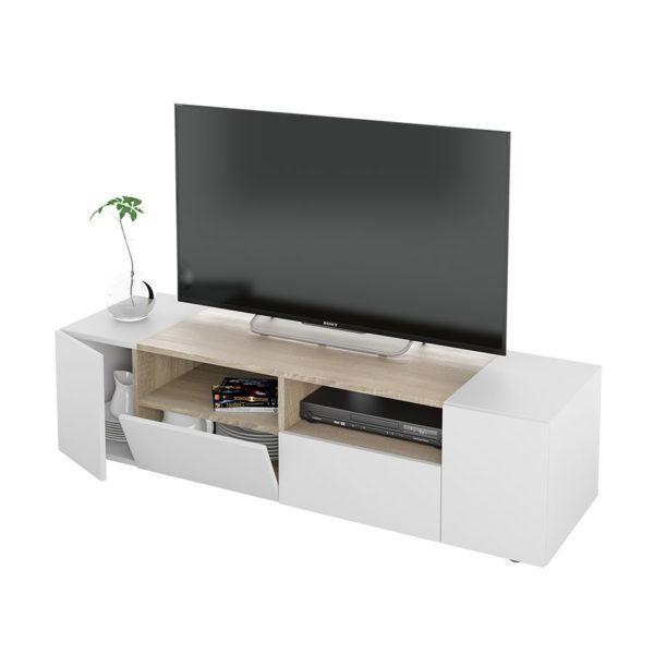 Módulo TV 4 puertas ENZO 2