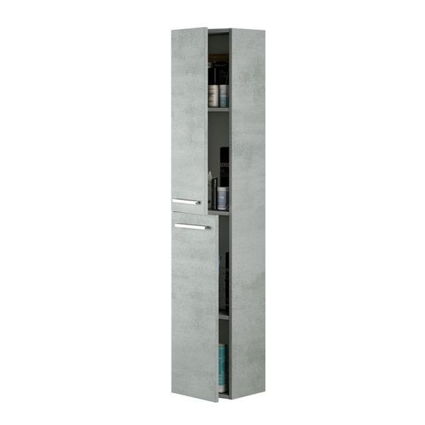 Columna de baño suspendida con 2 puertas batientes SUPREM 2