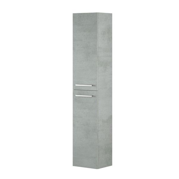 Columna de baño suspendida con 2 puertas batientes SUPREM 1