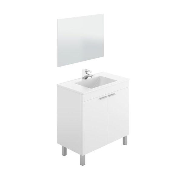 Mueble de baño SUPREM 80 2