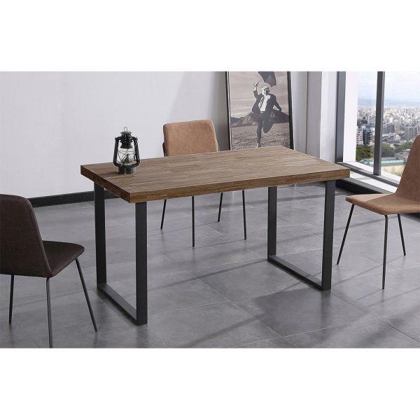 mesa comedor madera NATURAL 4